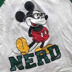Disney Nerd shirt